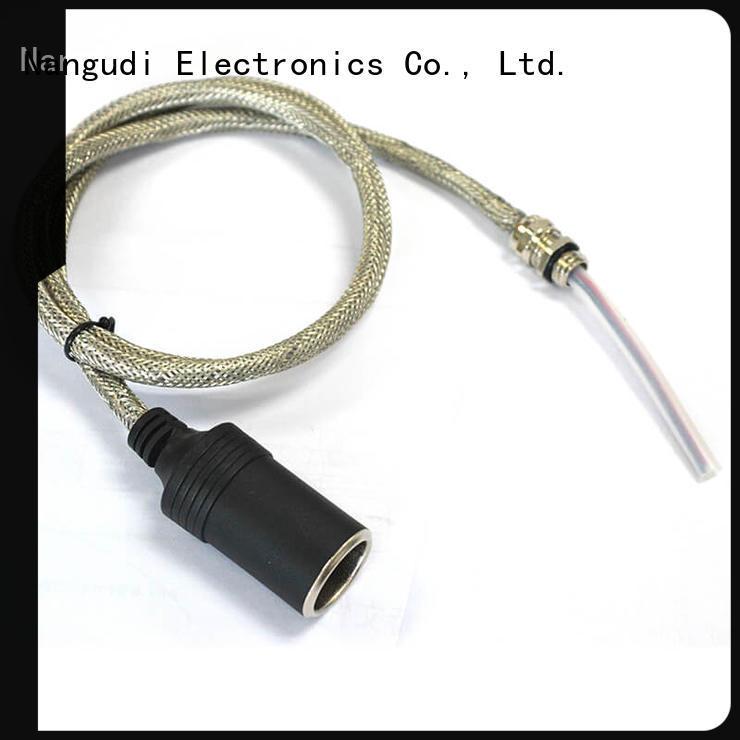 Nangudi fuse best cigarette lighter adapter company for car