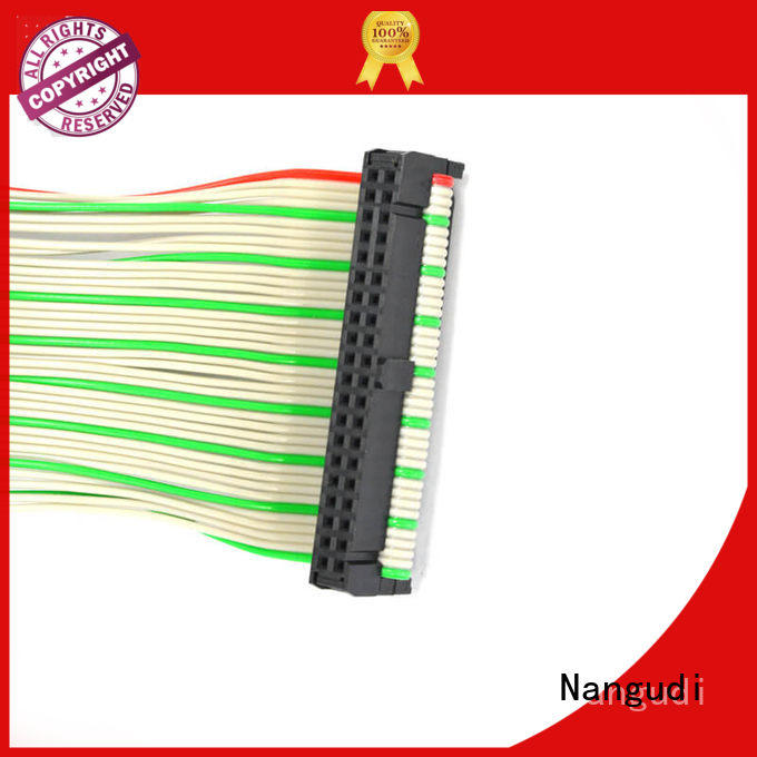 Nangudi Top flat wire mass termination for cars