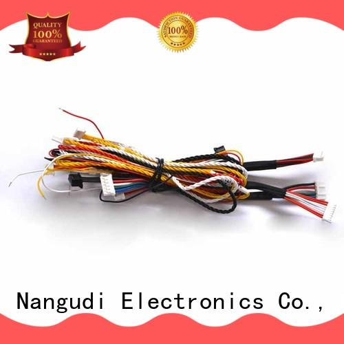 black electrical power cable best factory for sweeper Nangudi