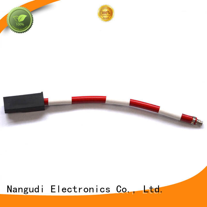 Nangudi high strength 4mm solar cable terminal for components