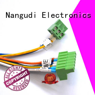 cable assembly manufacturers equipment waterproof cable assembly Nangudi Brand