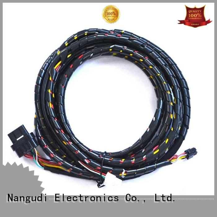 fast deliverypower cable assembly supplier for terminal block