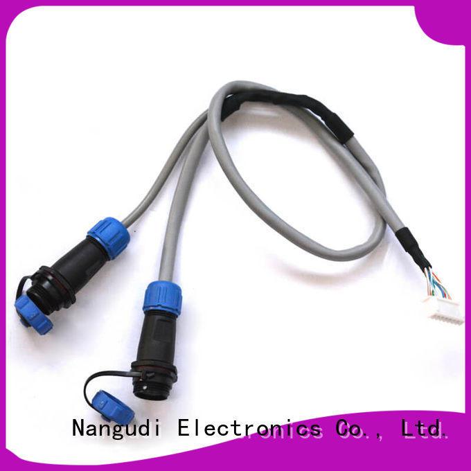 Nangudi ODM wiring harness connectors harness for terminal block