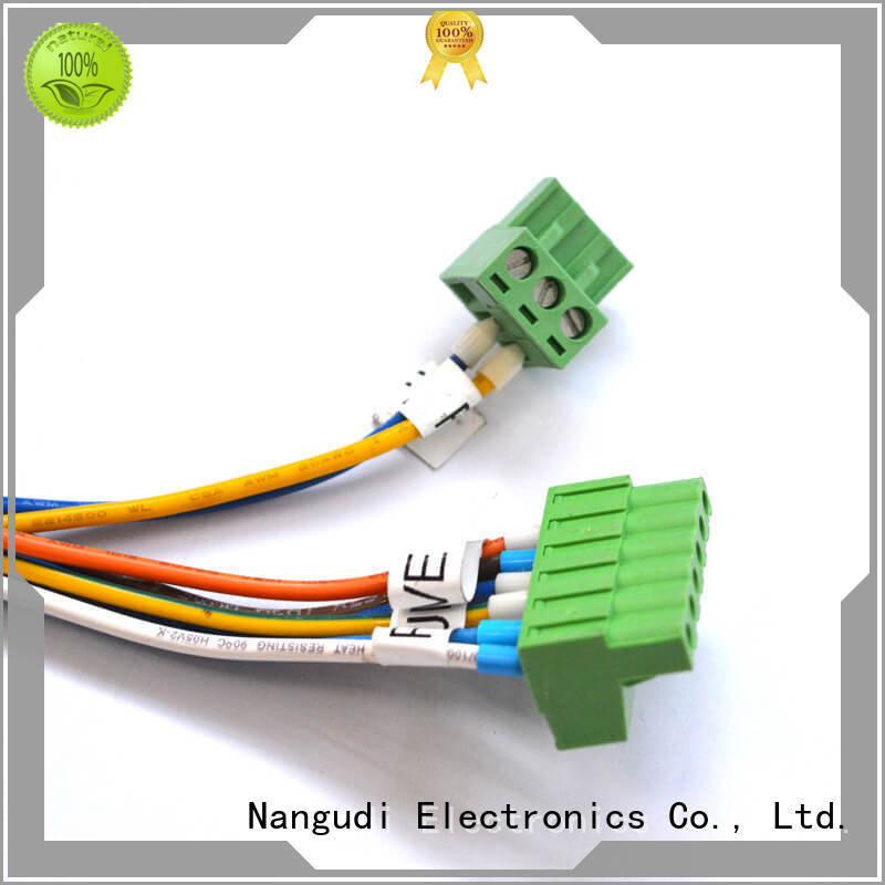 Nangudi Brand blocks equipment circle traffic cable assembly