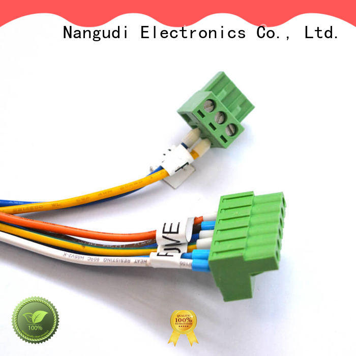 on-sale cable assembly ODM electrical logging for connector