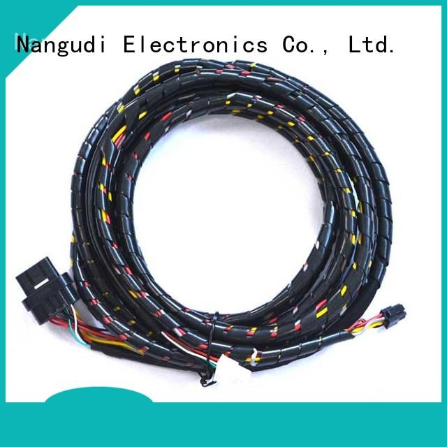 customized wire harness cable assembly manufacturers housing connector