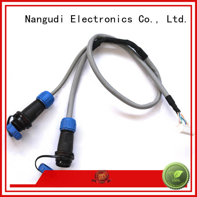 Nangudi top brand cable harness assembly harness copper terminal