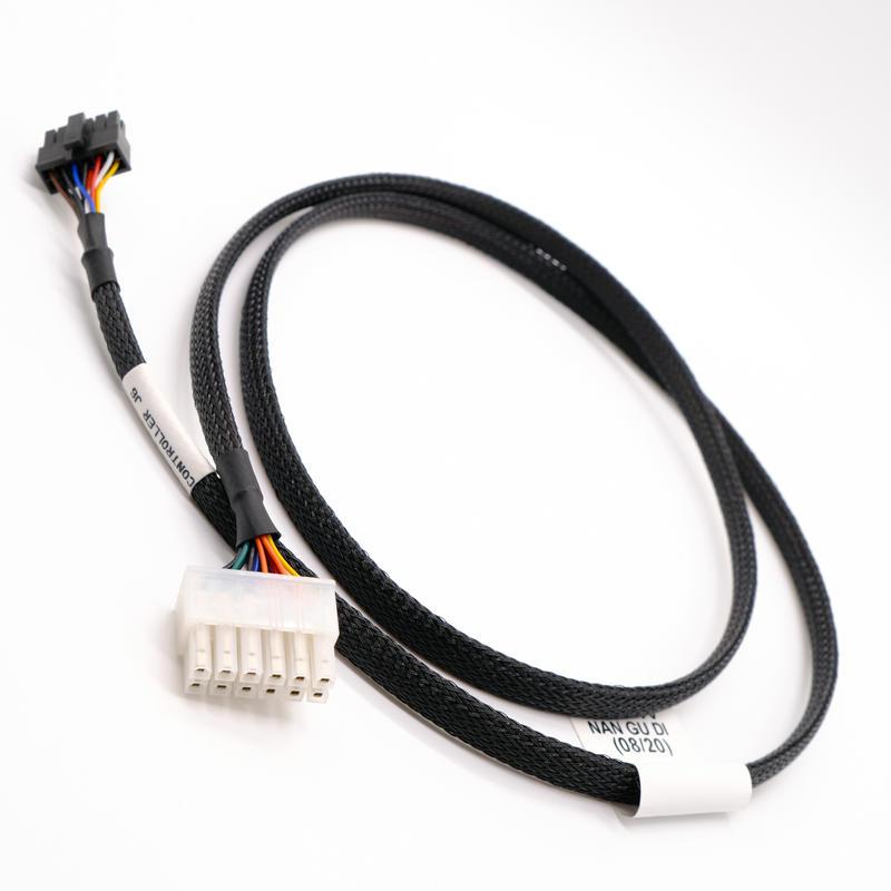 12 ways Molex 3.0mm pitch MX3.0 housing to Molex 4.2mm pitch 5557 housing wire harness NGD-039