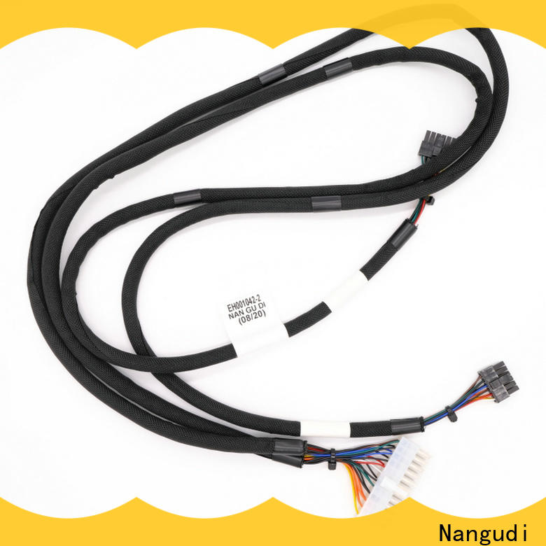waterproof harness connector cooling harness Supply copper terminal