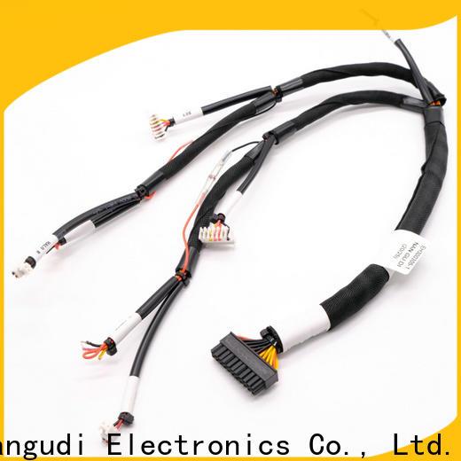 Nangudi automobile wire harness suppliers factory for terminal block